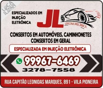 JL AUTOMECÂNICA E AUTOELÉTRICA