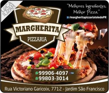 MARGHERITA PIZZARIA / DISK PIZZA