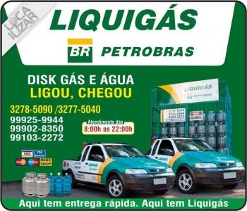 PIONEIRO GÁS / DISK GÁS E ÁGUA MINERAL / LIQUIGÁS
