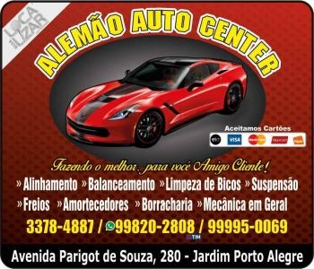 ALEMÃO AUTOCENTER  E MECÂNICA