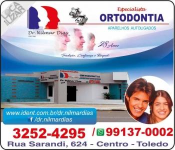 CIRURGIÃO DENTISTA NILMAR DIAS / ORTODONTISTA