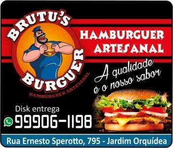 BRUTU'S BURGUER HAMBURGUERIA