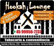 X TABACARIA E CONVENIÊNCIA HOOKAH LOUNGE NARGUILE