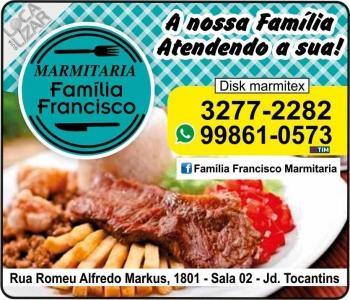 FAMÍLIA FRANCISCO MARMITARIA / DISK MARMITEX