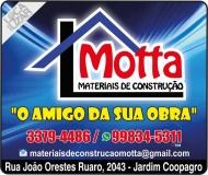 MOTTA MATERIAIS DE CONSTRUÇÃO