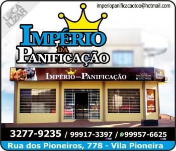 IMPÉRIO DA PANIFICAÇÃO / PANIFICADORA / CONFEITARIA