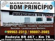Cartão: BOM PRINCÍPIO MARMORARIA