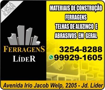 LÍDER FERRAGENS E MATERIAIS DE CONSTRUÇÃO
