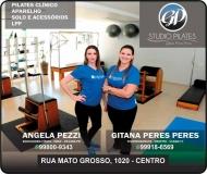 STUDIO DE PILATES GITANA PERES PERES / FISIOTERAPEUTA / GP
