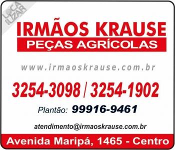 IRMÃOS KRAUSE PEÇAS PARA MÁQUINAS AGRÍCOLAS E IMPLEMENTOS