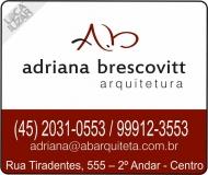 ADRIANA BRESCOVITT ARQUITETA