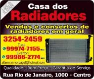 CASA DOS RADIADORES