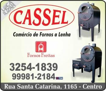 CASSEL FORNOS A LENHA / FORNOS FREITAS