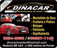 DINACAR MARTELINHO DE OURO