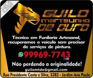GUILO MARTELINHO DE OURO
