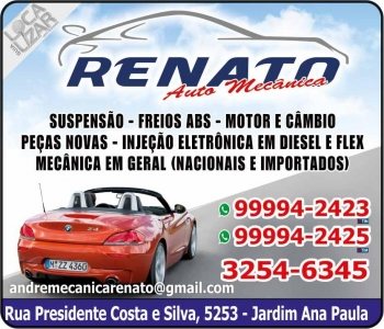 RENATO AUTOMECÂNICA