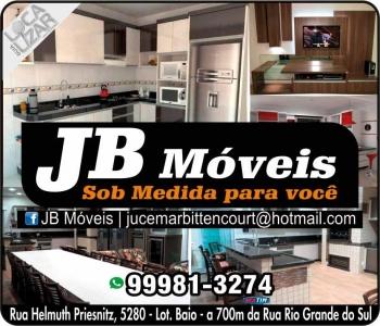JB MÓVEIS PLANEJADOS / SOB MEDIDA