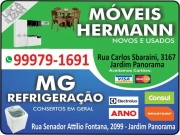 Cartão: HERMANN MÓVEIS e REFRIGERAÇÃO