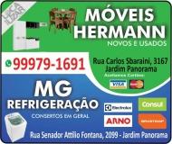 HERMANN MÓVEIS e REFRIGERAÇÃO