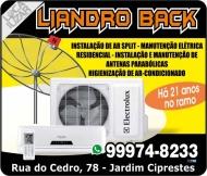 LIANDRO BACK ELETRICISTA