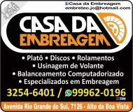 CASA DA EMBREAGEM