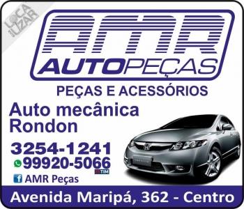 AMR AUTOPEÇAS RONDON AUTOMECÂNICA