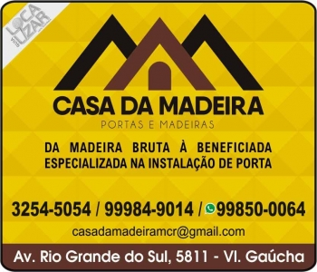 CASA DA MADEIRA