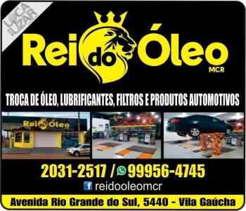 REI DO ÓLEO MCR LUBRIFICANTES