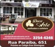 DOCE ARTE PANIFICADORA / CONFEITARIA