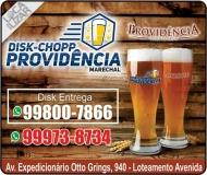 PROVIDENCIA MARECHAL CHOPP DISTRIBUIDORA DE CHOPP