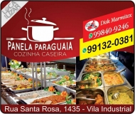 PANELA PARAGUAIA RESTAURANTE
