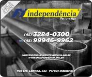 INDEPENDÊNCIA FERRO / AÇO DISTRIBUIDORA
