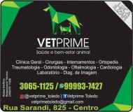 VETPRIME CLÍNICA VETERINÁRIA / ORTOPEDIA / ODONTOLOGIA E TRAUMATOLOGIA CANINA