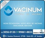 VACINUM CLÍNICA DE VACINAS
