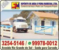 MARECHAL DEPÓSITO DE AREIA E PEDRA / MATERIAIS DE CONSTRUÇÃO