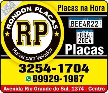 RONDON PLACAS