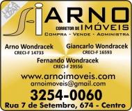 ARNO CORRETOR DE IMÓVEIS
