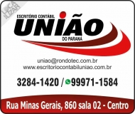 UNIÃO ESCRITÓRIO CONTÁBIL CONTABILIDADE