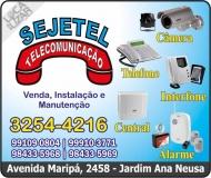 SEJETEL TELECOMUNICAÇÃO TELEFONIA