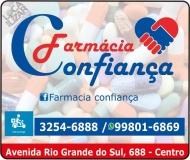 CONFIANÇA FARMÁCIA