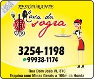 CASA DA SOGRA RESTAURANTE