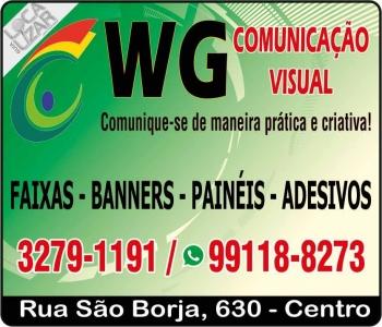 WG COMUNICAÇÃO VISUAL