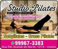 GLAUCIA AROLDI MARTINS STUDIO de PILATES