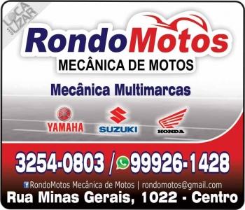 RONDOMOTOS MECÂNICA DE MOTOS MULTIMARCAS