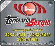 TORNEARIA DO SERGIO