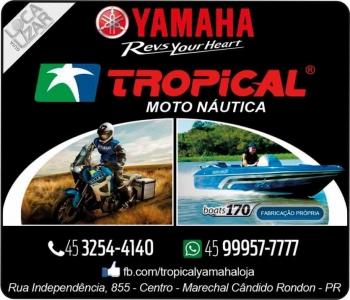 TROPICAL YAMAHA MOTO / NÁUTICA