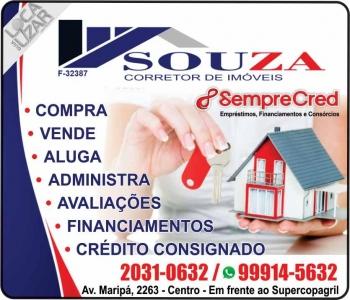 SOUZA CORRETOR DE IMÓVEIS