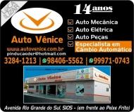 AUTO VÊNICE MECÂNICA E CENTRO AUTOMOTIVO