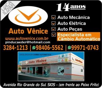 AUTO VÊNICE MECÂNICA / CENTRO AUTOMOTIVO