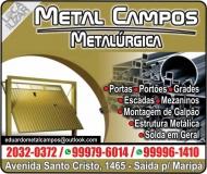 METAL CAMPOS METALÚRGICA E FUNILARIA